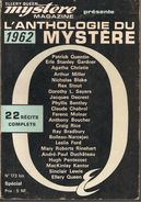 MYSTÈRE-MAGAZINE ANTHOLOGIE  N°173 Bis - Opta - Ellery Queen Magazine