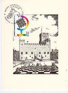 Marostica (VI) - 2008 -  Partita A Scacchi - - - Scacchi