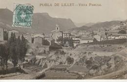 Pobla De Lillet-Vista Parcial. - Otros