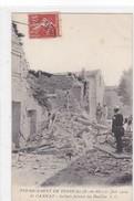 Bouches-du-Rhône - Tremblement De Terre 11 Juin 1909 - St-Cannat - Soldats Faisant Des Fouilles - Frankrijk