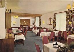 ROSATSCH HOTEL PONTRESINA, RESTAURAN STUV'ALVA, CIRCA1970s.  TBE-BLEUP - Hotel's & Restaurants