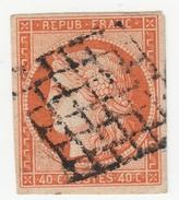 France Obl N°5 - 1849-1850 Cérès