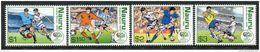 Nauru 2006 Yvertn° 583-586  *** MNH  Cote 17,50 Euro Sport Football Soccer Germany - Nauru