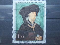 """VEND TIMBRE DE FRANCE N° 1587 , """" POSTES """" ET """" 1969 """" EN BLANC !!! - Variétés: 1960-69 Oblitérés"""