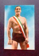 Cartolina - Box, Pugilato - Primo Carnera - Postales