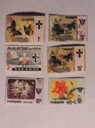 MALAISIE (Sarawak)  1965-79 Lot # 23 - Malaysia (1964-...)