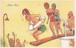 ARGENTINE.¡PARA HOY!. ILLUSTRATION BY BENZ. ED BLOTTA Y FERRO. CIRCA 1940s. CIRCA 1940s. TBE-BLEUP - Humour