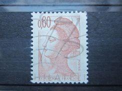 VEND BEAU TIMBRE DE FRANCE N° 2239 , POINTS DE PHOSPHORE !!! - Variétés: 1980-89 Oblitérés