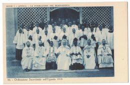 IO405     Uganda - Ordinazione Sacerdotale (1918) - Uganda