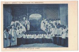 IO406     Uganda - Ordinazione Sacerdotale (1920) - Uganda