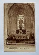 92 - ANTONY - église - Maitre-Autel - Antony