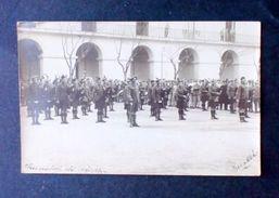 Collezionismo Militaria - Foto Banda Dell'esercito Scozzese - 1920 C.a - Militari