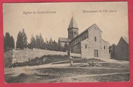 Saint-Severin - Eglise Et Monument Du IX E Siècle ( Voir Verso ) - Nandrin