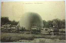 CAMP DE CHÂLONS - PARC D'AÉROSTATION - Châlons-sur-Marne