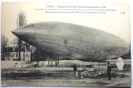 APPAREIL MIXTE SANTOS-DUMONT N° 16 - Aeronaves