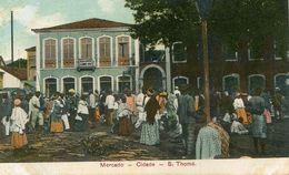 SAO THOME ET PRINCIPE(MARCHE) - Sao Tome And Principe
