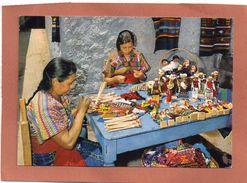 GUATEMALA   ARTESANAS INDIGENAS DE SAN ANTONIO - Guatemala
