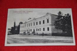 Crespano Del Grappa Treviso Il Municipio E Scuole 1921 Con Animazione - Treviso