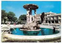 CATTOLICA - FONTANA PIAZZALE KURSAAL - RIMINI - 1965 - Rimini