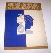 Storia Locale Acque Termali Brochure Terme Salsomaggiore  - 1^ Ed. 1933 RARO - Vecchi Documenti