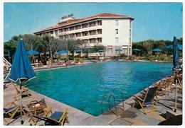BAIA DOMIZIA - CASERTA - PISCINA DEL DOMIZIA PALACE HOTEL - 1968 - Caserta