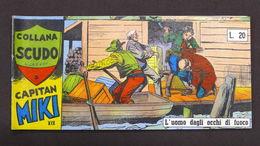 Fumetti Striscia Collana Scudo Capitan Miki - Serie XIX N° 5 - Libri, Riviste, Fumetti
