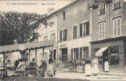 LA FRETTE MONTIGNY . QUAI DE SEINE - Autres Communes