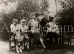 Repro PHOTO / Royalty / Belgique / Koningin Astrid / Reine Astrid / Prince Baudouin / Roi Leopold III / Koning Leopold - Riproduzioni