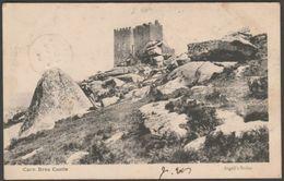 Carn Brea Castle, Redruth-Camborne, Cornwall, 1904 - Argall's Series Postcard - England