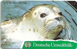 Germany - Deutsche Umwelthilfe White Seal - O 0525 - 04.94, 3.500ex, Mint (check Photos!) - O-Serie : Serie Clienti Esclusi Dal Servizio Delle Collezioni