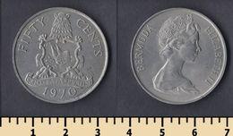 Bermuda 50 Cents 1970 - Bermuda