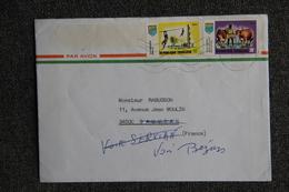 Lettre Du TOGO Vers FRANCE - Togo (1960-...)
