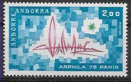 1975 ANDORRE Français 248** Arphila - French Andorra