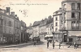(54) Longwy Bas - Rue De Metz Et Place De L'Industrie - Longwy