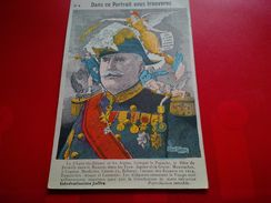 ILLUSTRATEUR GILBERT GAUTIER GENERALISSIME JOFFRE - Patriottiche