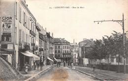 (54) Longwy Bas - Rue De Metz 1919 - Longwy
