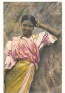 Asie - Ceylan - Sri Lanka - Colombo - A Kandian Beauty  -  CPA° - Sri Lanka (Ceylon)