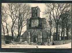 CPA - PONT L'ABBE - La Chapelle De Lambourg, Animé - Pont L'Abbe