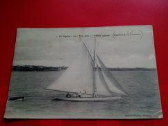 EN REGATES AU PLUS PRES TRIBORD AMURES - Sailing Vessels