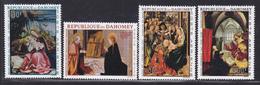 DAHOMEY AERIENS N°   67 à 70 ** MNH Neufs Sans Charnière, TB  (D2575) - Benin – Dahomey (1960-...)