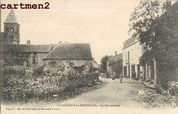 SAINT-LAURENT-EN-BRIONNAIS LA GRANDE RUE 71 - Sin Clasificación