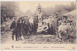 MILITAIRE AMBULANCIER AU REPOS CPA BON ÉTAT - Oorlog 1914-18