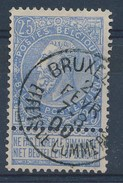 "BELGIE - OBP Nr 60 - Leopold II - Cachet  ""BRUXELLES - EFFTS DE COMMERCE"" - (ref. ST 673) - 1893-1900 Thin Beard"