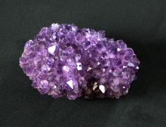 Roher Amethyst Aus Brasilien - Mineralien