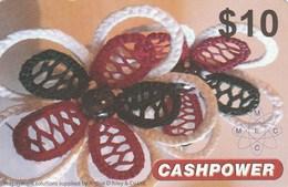 Marshall Islands - Cashpower $ 10 - Marshall Islands