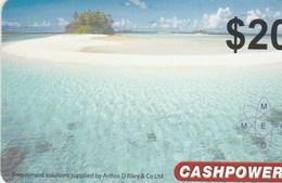 Marshall Islands - Cashpower $ 20 - Marshall Islands