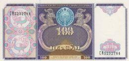 (B0071) UZBEKISTAN, 1994. 100 Sum. P-79. UNC - Uzbekistan