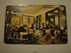 1 Chip Phonecard From Indonesia - Hotel - Indonesia