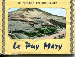 N°60342 -petit Carnet Vues -Le Puy Mary - France