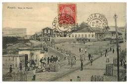 MACEIÓ - Bôca De Maceió.  Carte Postale - Maceió